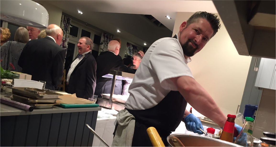 Martin Lovell Chef