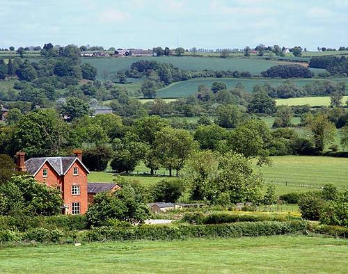 The Cotswolds Farm House